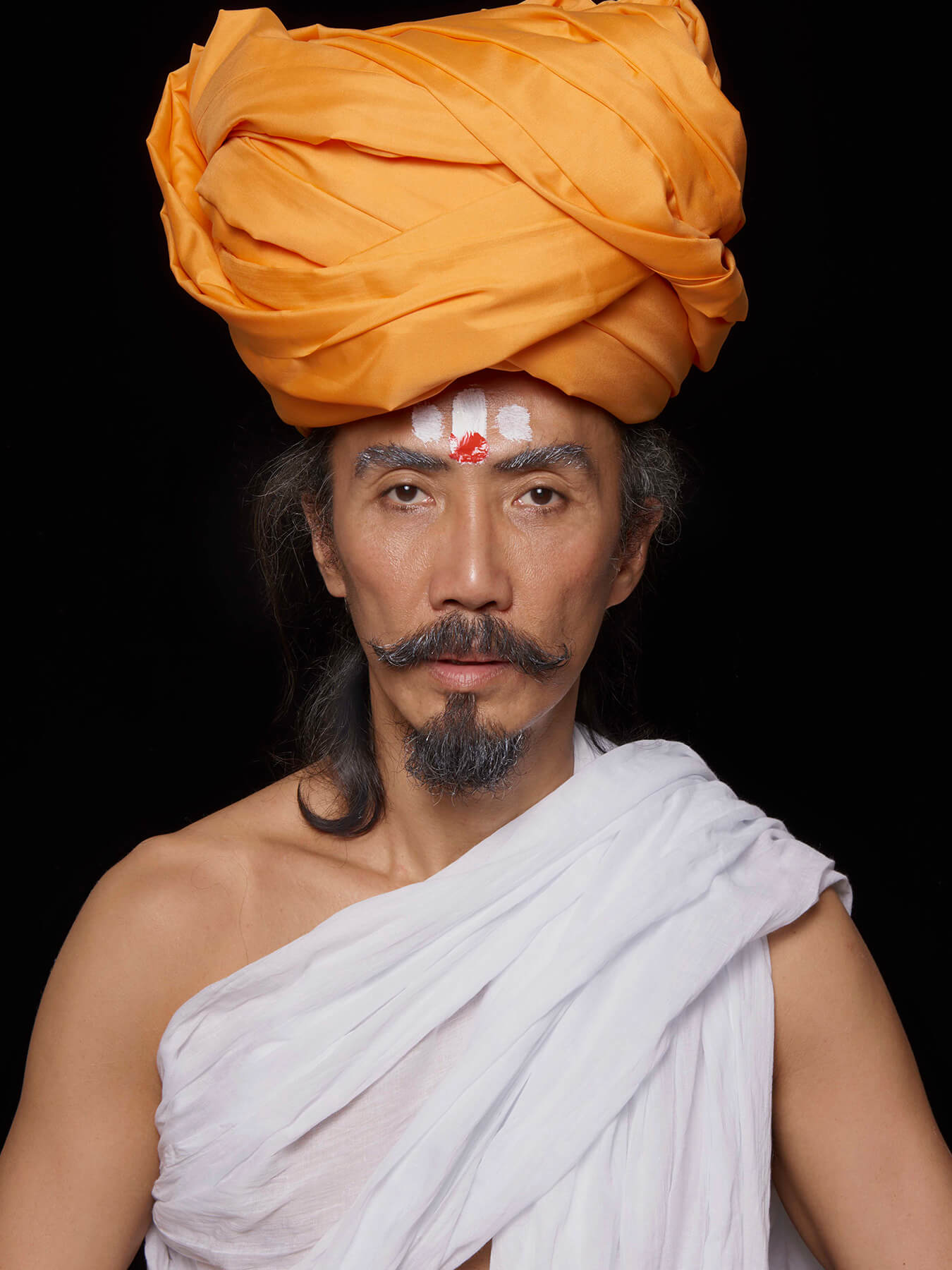 "14 Jan 2018 Derong is styled as a stereotypical ""indian spiritual guru"""