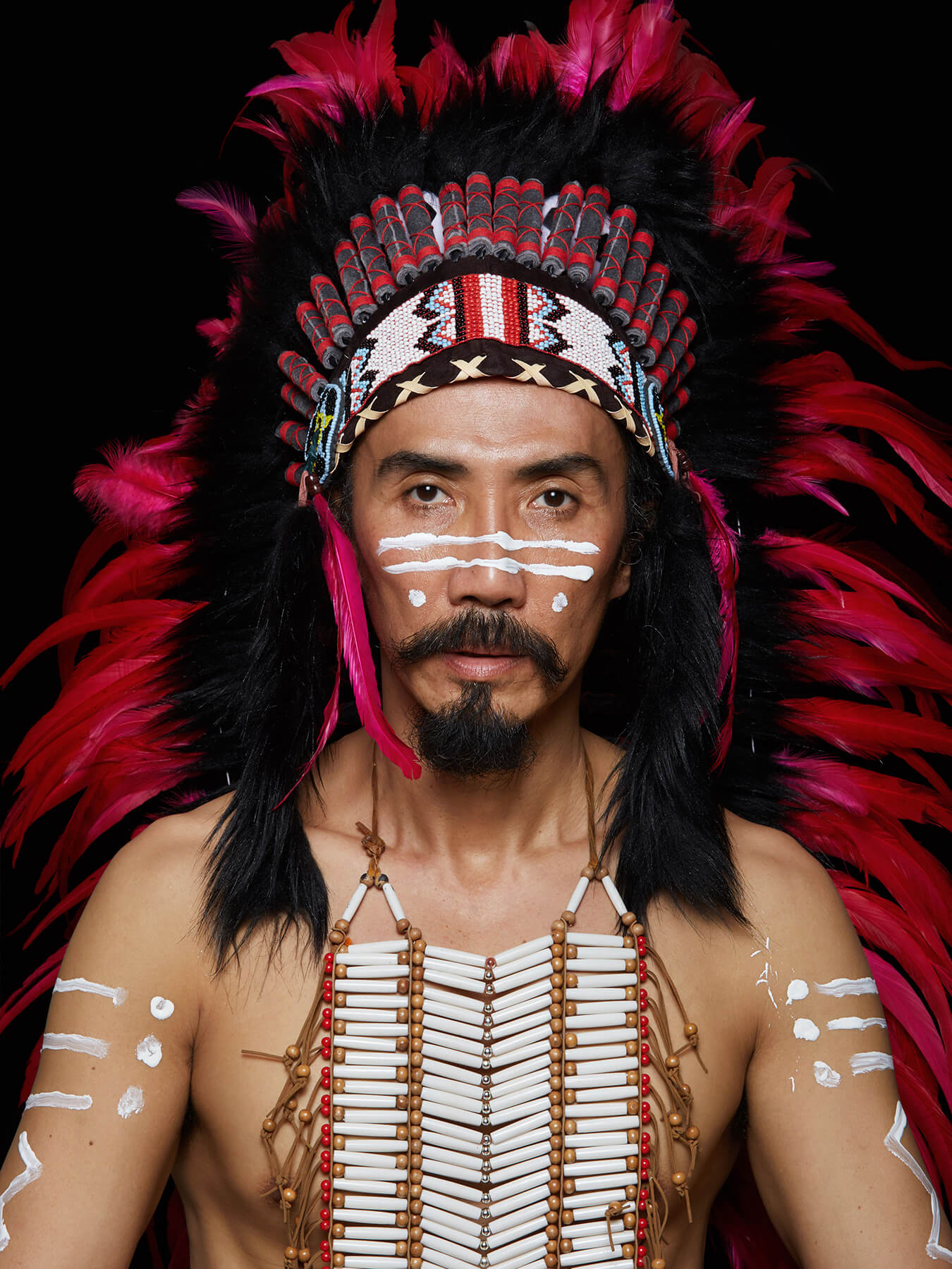 4 Sep 2017: Derong is styled as a Native American