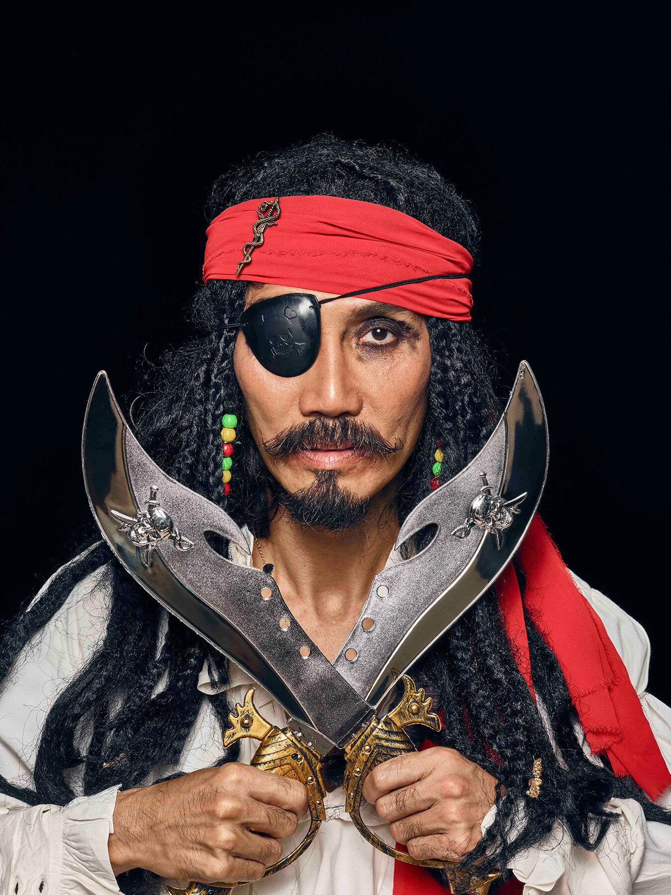21 Oct 2017 Derong is styled as a pirate