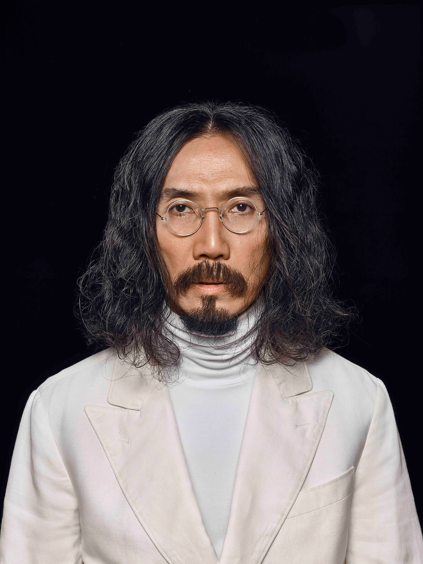 13 Nov 2017 Derong is styled as John Lennon