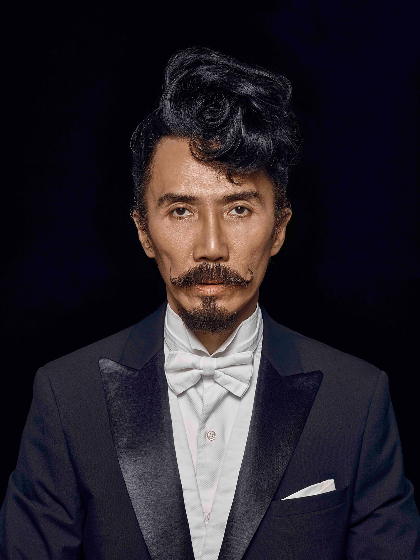 26 Nov 2017 Derong is styled as Hercule Poirot