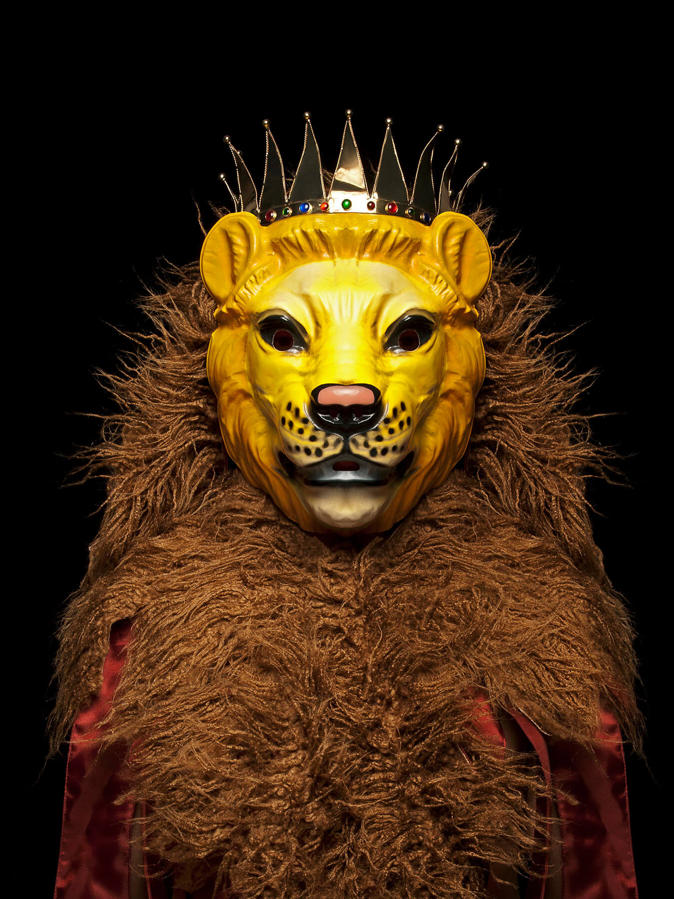 20 Jan 2018 Derong is styled as the Cowardly Lion from the wizard of oz